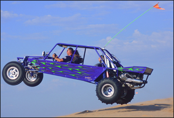 Jackson Sand Cars - Custom Built, Quality Materials, and